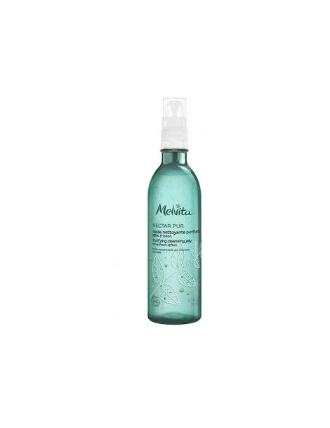 Gelée nettoyante purifiante 200ml Melvita