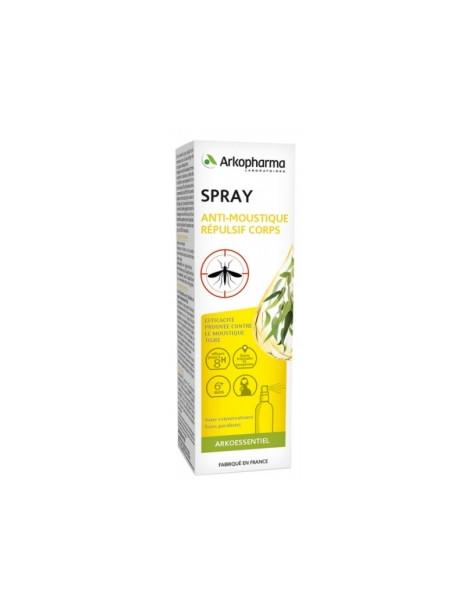 Spray Anti Moustiques 60ml Arkopharma