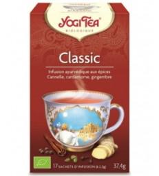 Infusion ayurvédique épicée classic Yogi tea 17 sachets Yogi Tea