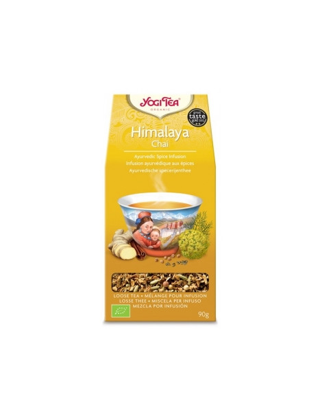 Infusion Himalaya Chai 90g Yogi Tea
