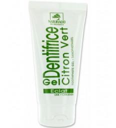 Gel Dentifrice Citron Vert Tube 75ml Naturado