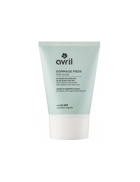 Gommage pieds 100ml Avril