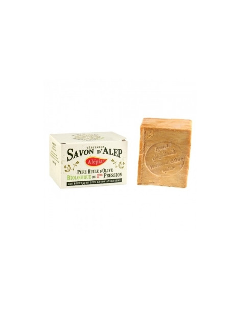 Savon d'Alep excellence pure Olive 190g Alepia