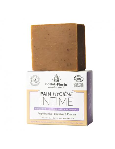Pain Hygiène Intime 100 gr Ballot Flurin - savon intime bio