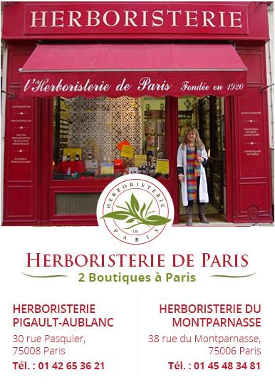 Deux Herboristeries à Paris